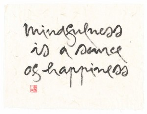Mindfulness helpt bij depressie, traveltoclarity.nl